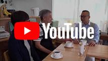 YouTubeブックカフェ来茶舖