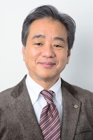 平松太郎理事長近影
